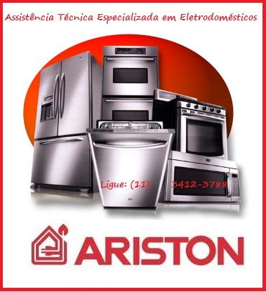 Assistência Técnica Especializada Ariston