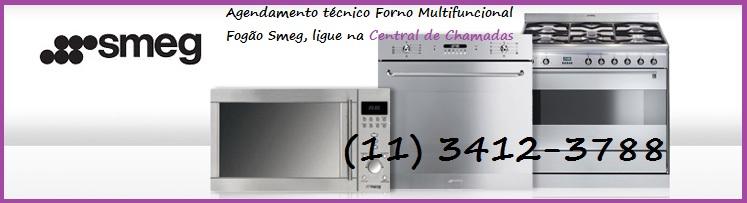 Assistência Técnica Eletrodomésticos SMEG