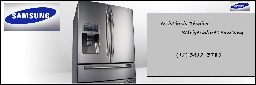 Assistência Técnica Geladeira Samsung