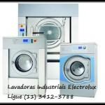 Assistência Técnica Lavadoras Secadoras e Centrifugas Industriais Electrolux